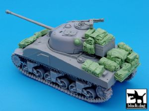 T35029 British Sherman Firefly accessories set